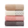 莱朵毛巾纯棉成人洗脸洗澡家用全棉大面巾男女柔软吸水帕