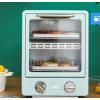 日本Toffy双层烤箱家用烘焙多功能迷你小型电烤箱