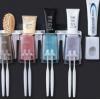 懒人创意家居日用品实用韩国卫浴居家实用小百货生活小商品牙刷架